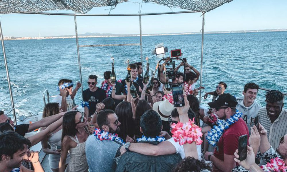 Samser Boat Party Mallorca